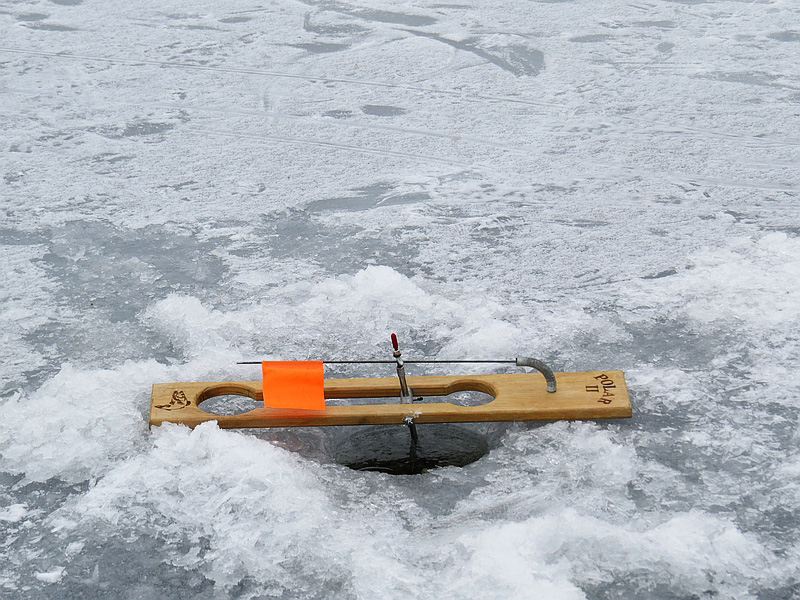 Ice Fishing Cold Weather Tradition The Blog Of The