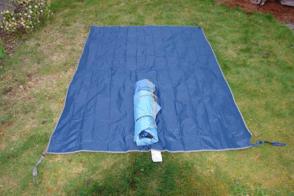 TentFootprint