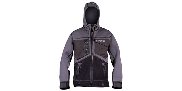 aec5f437db6b3 The Stormr Stryker Jacket sports a wealth of features like interior and  exterior pockets, a two-way adjustable hood, and a non-corrosive splash  proof zipper ...