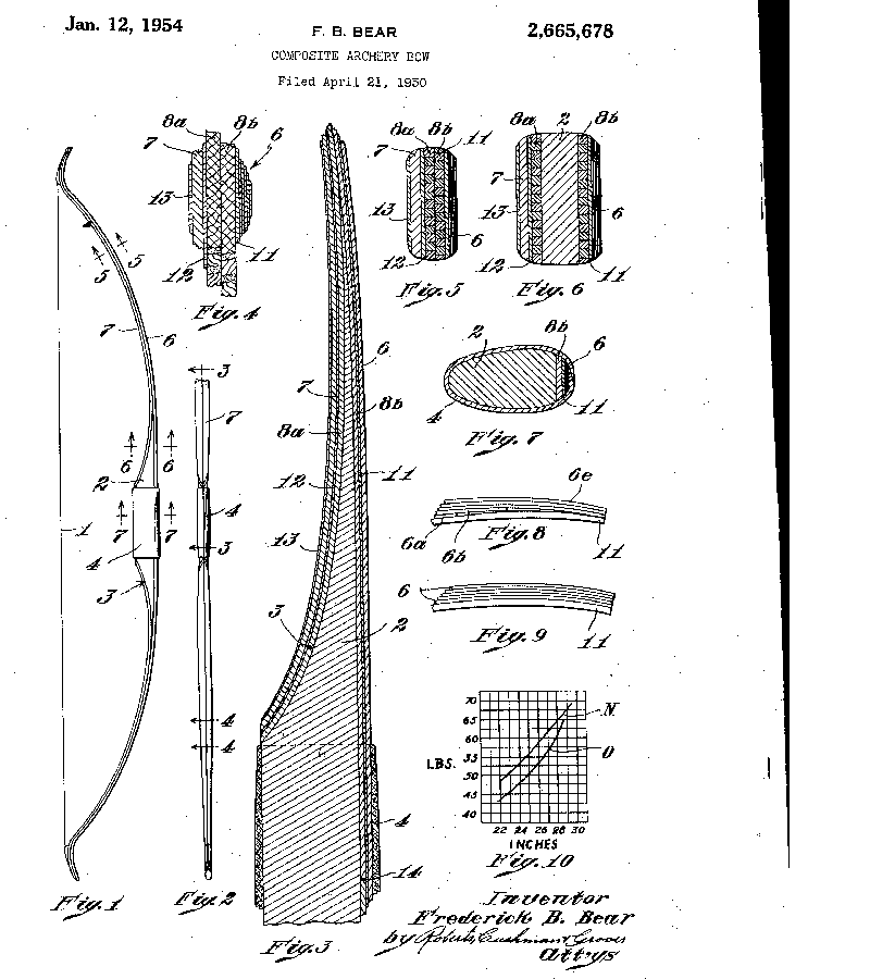 Composite-Bow-Patent