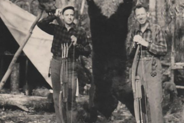Fred Bear And Bear Archery