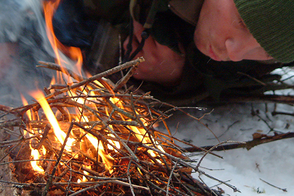 Basic Wilderness Survival Tips