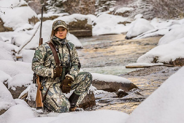 Selecting Hunting Clothes for Women