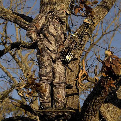 Standing-Tree-Stand