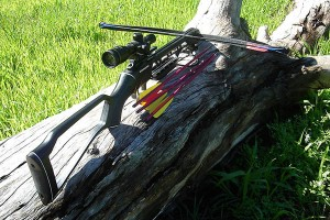 How To Get Started With A Crossbow