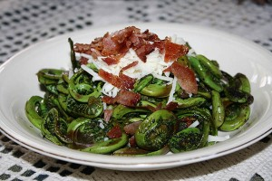Fiddlehead Fern Recipes