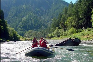 Gear For Your First Rafting Trip