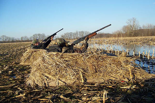Building Basic Duck Blinds The Blog Of The 1800gear Store