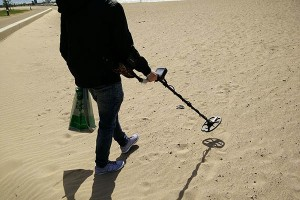 Using A Metal Detector – The Basics