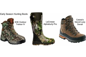 Women's Hunting Boots: Part 2 – Finding the Right Boot