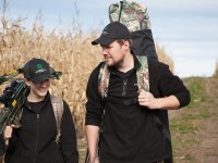 Youth Hunting And Ground Blinds