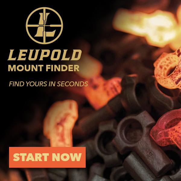 Leupold Scope Mount Finder