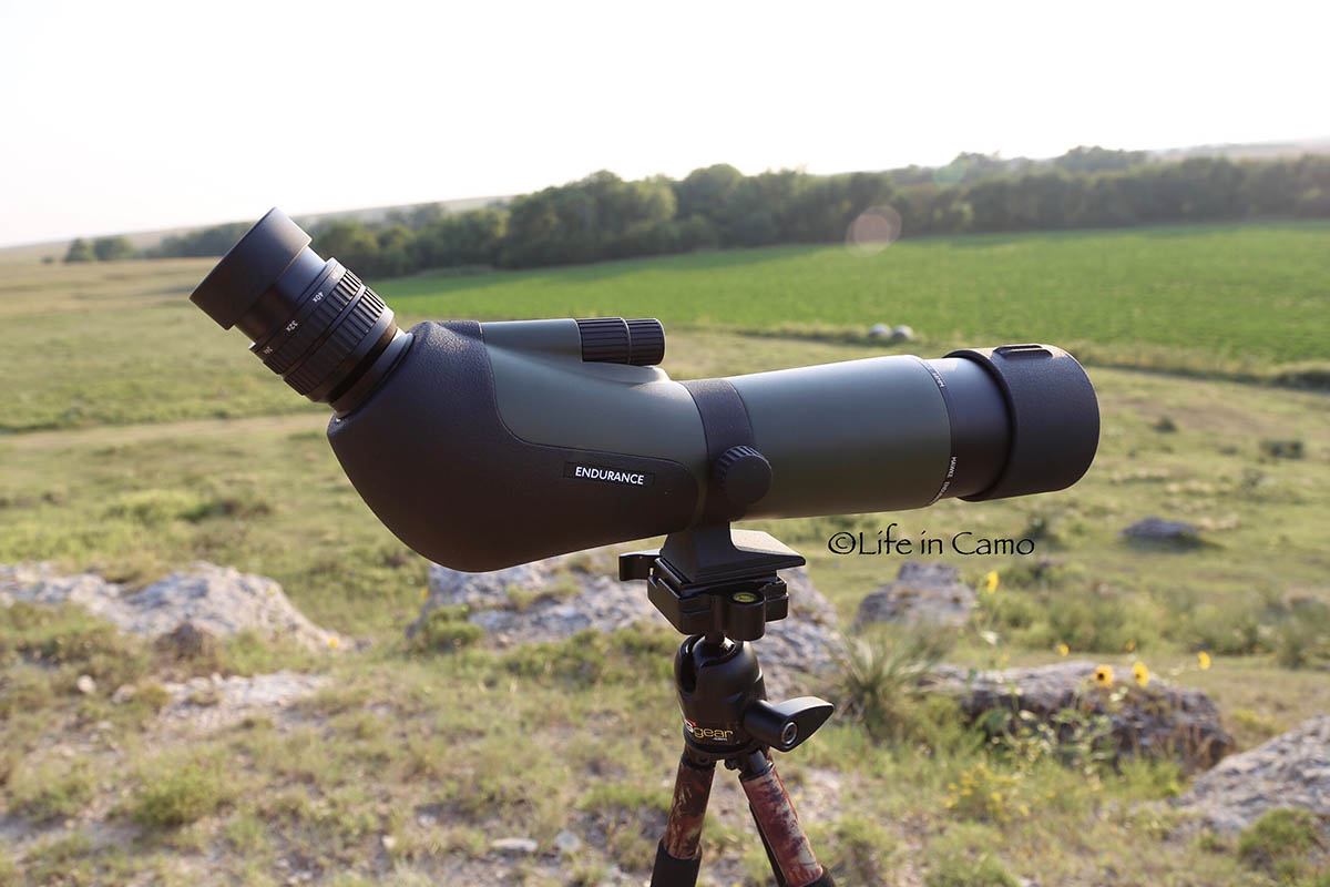 Hawke Endurance 16-48×68 Spotting Scope Review