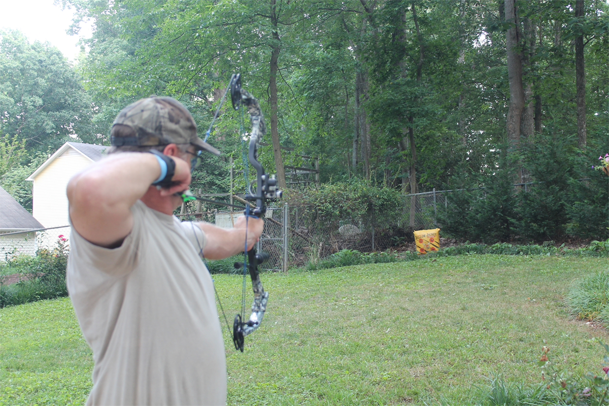 Target Panic In Archery
