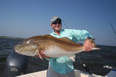 Targeting Fall Redfish