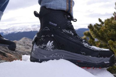 Korkers Snowmageddon Boots Review