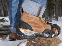 Korkers Ultra Ice Cleats Review