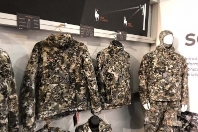 First Look – Sitka Gear Fanatic Jacket Redesign