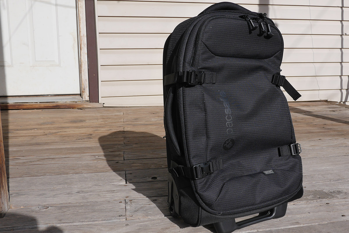 Pacsafe Toursafe AT21 Luggage Review
