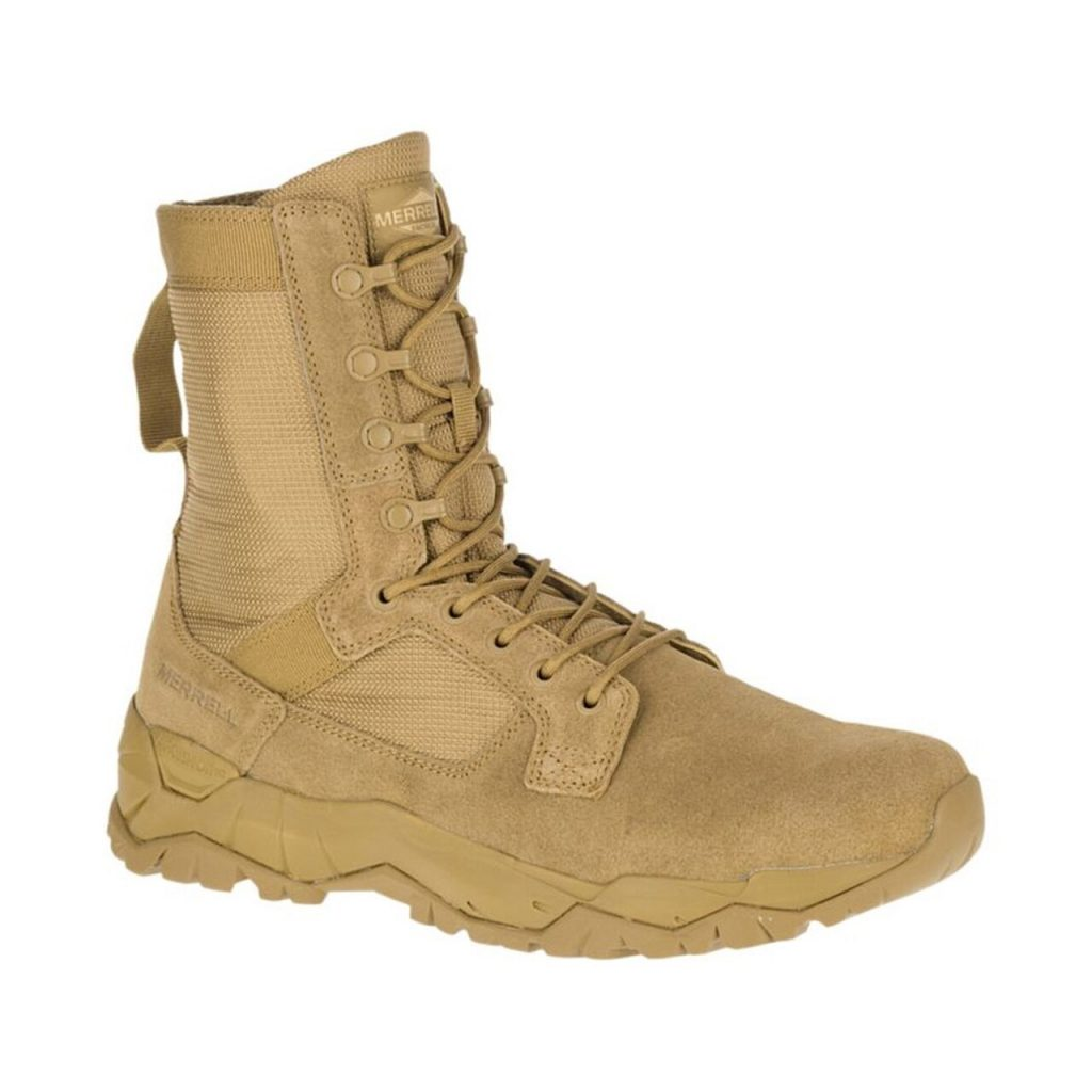 MQC Tactical Coyote Boot