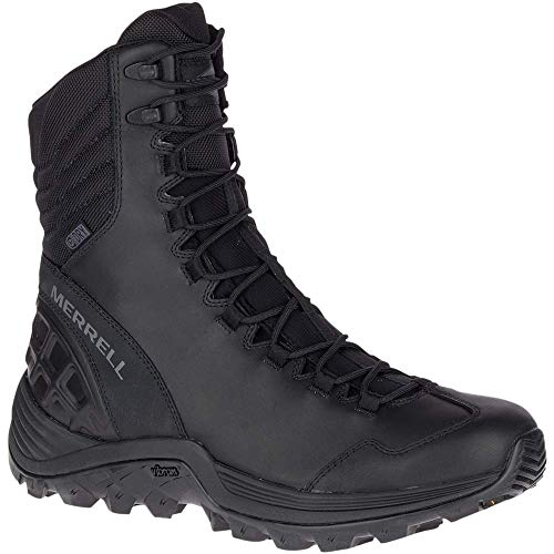 Thermo Rogue Tactical Waterproof Ice Black Boot
