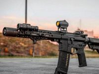 Follow the Red Dot: review of the Vortex Crossfire and Sparc AR