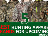 5 BEST HUNTING APPAREL BRANDS FOR UPCOMING SEASON