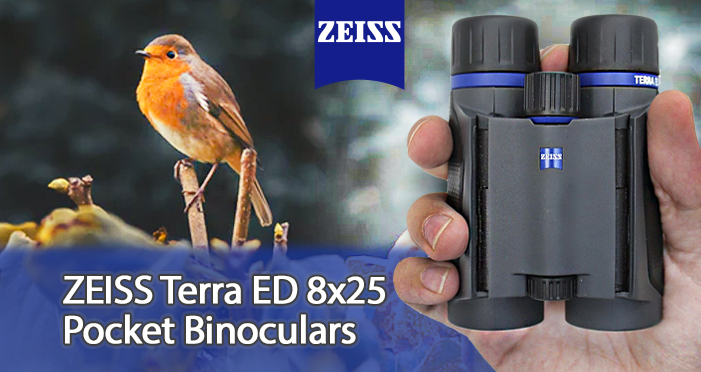 Zeiss Terra ED Pocket Binocular