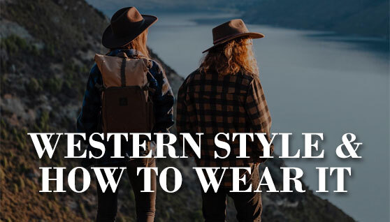 Western Style & How To Wear It