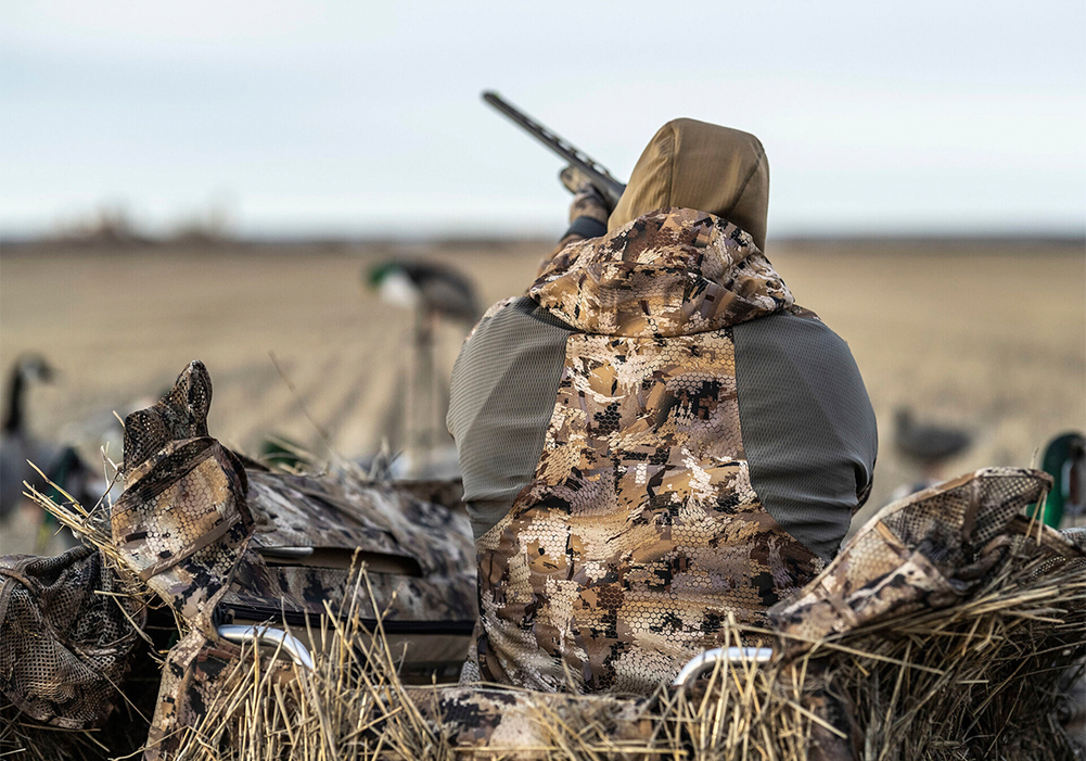 camo clothes for hunting